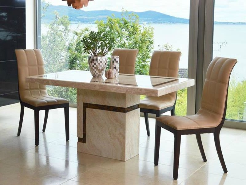 Filippo Marble 160cms Dining Table amp Four Chairs : filippo marble 160cms dining table four chairs 57483 p from www.uniquechicfurniture.co.uk size 800 x 600 jpeg 73kB